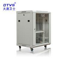 大唐卫士 5012 网络机柜12U 19英寸标准 0.7米 壁挂式小机柜 玻璃门