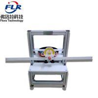 弗洛拉科技FLR-M001炊具手柄抗扭矩试验机_厨具手柄扭矩变形试验机