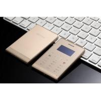 名片手机 超薄***小触控迷你儿童袖珍男女卡片手机一件代发