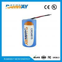睿奕ramway 3.0V 12000mAh CR34615锂电池 海洋设备专用