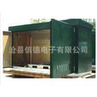 【河北厂家供应】军工服务器机箱 军工工控机箱 铝型材散热机箱