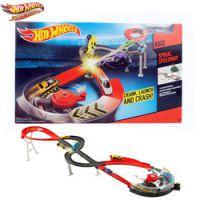 批发风火轮回旋赛道X2589轨道 美泰新品上市 风火轮赛车轨道玩具