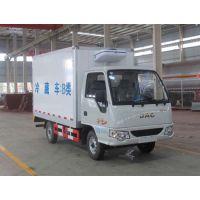 安吉小型冷冻货车多少钱