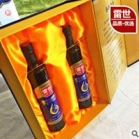 低温冷榨一级亚麻籽油500毫升胡麻油批发代理贴牌OEM代加工