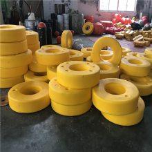 柏泰厂家开发 潜水泵安装用浮体、圆形方形塑料浮圈