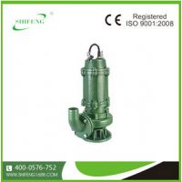 实丰WQK系列不锈钢叶轮切割泵