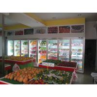 冷藏冰柜/保鲜牛奶展示柜/便利店饮料冷饮柜