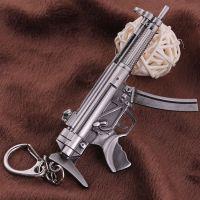 腾讯游戏 CF穿越火线模型枪第二代限量版枪模型MP5 批发dm1175