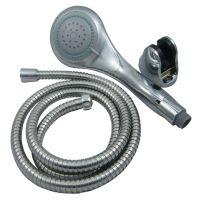 淋浴管花洒软管 手持多功能花洒喷头 简易套装 三件套