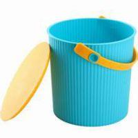 塑料收纳桶衣服收纳桶可做人的钓鱼桶 十元店货源批发 渔具店货源