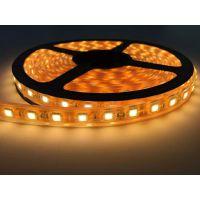 金黄光5050高亮LED软灯带/量大价优/质保2年