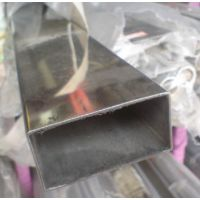 供应SUS304不锈钢拉丝管 100*100砂面不锈钢管
