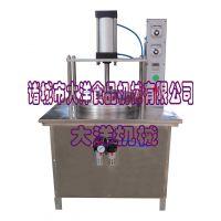 大洋机械压春饼机,数控型面饼成型设备,压饼机