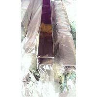 304材质达标方管 不锈钢光面方通价格