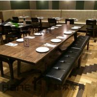供应上海金湘阁餐桌餐椅定做 简欧餐桌椅定制 上海韩尔家具厂