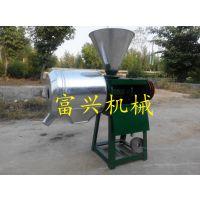 大产量磨面机 富兴小型家用磨面机 高效磨粉机