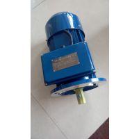 湖北黄冈地区污水处理设备用IP56单相220V电动机ML100L1-4-2.2KW/B5