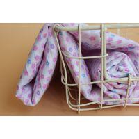 加密单层印花纱布 家纺包被胎用全纯棉布 厂家直销可花型定版