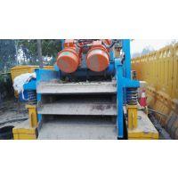 打桩泥浆处理系统
