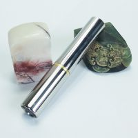厂家批发 白黄紫玉手电 三光源照 琥珀珠宝鉴定不锈钢强光手电筒