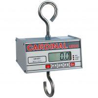 代理原装美国DETECTO电子秤HSDC-100挂墙式吊秤厨房挂秤(100磅)