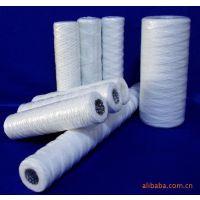 供应山西太原水处理脱脂棉线绕滤芯-中国供应商