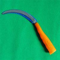 厂价供应农用镰刀 胶把镰刀 园林工具 锯齿镰刀