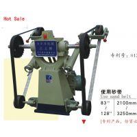 【正义牌砂带机】ZY-4HA砂带机(水暖弯管压铸件打砂抛光)抛光机
