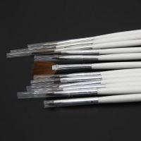厂家批发 美甲彩绘笔排笔 专用套装笔刷画花笔彩绘  美甲热销产品