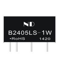 ND能达电源模块B2405LS-1W,隔离降压模块电源24V转5V生产
