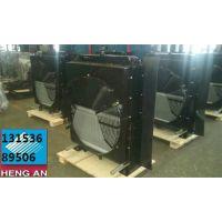 河北山工装载机配件规格ZL50F-I铲车油冷器水箱价格