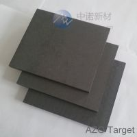 AZO靶材98:2 氧化锌掺杂氧化铝,氧化锌铝靶材target 99.99%