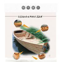 定制木船 乌篷船 单蓬船 仿古旅游船 钓鱼捕鱼船 旅游船