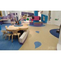 PVC地板学校专用PVC塑胶地板教室、图书馆塑胶地板