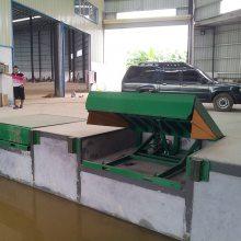 济南齐岳厂家供应固定式登车桥DCQG-8
