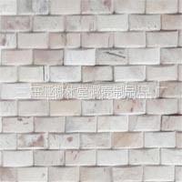 供应直销优质白色椰壳装饰板 环保椰壳装饰板 易安装 易打理 清新明快