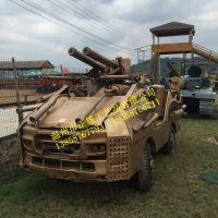 改装黄金战车模型  引人眼球模型 铁片车出租 出售