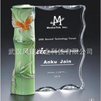 高档水晶礼品 阿法瓷 水晶奖杯 厂家定做定制 刻字 免费