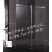 佛山诺乐卫浴简易淋浴房R-002品牌淋浴房零售批发/淋浴房配件/整体淋浴房