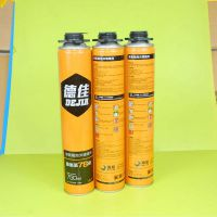 上海厂家供应德佳单组份聚氨酯发泡剂 聚氨酯泡沫填缝剂/填充剂
