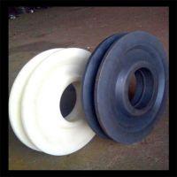 尼龙滑轮价格报价 优质尼龙滑轮v价格批发 耐磨mc尼龙滑轮加工厂