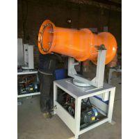 除尘雾炮机哪里买|天津建筑工地使用空气质量得到改善KN52喷雾除尘机厂家报价18322403920