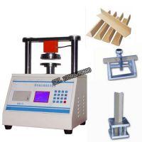 蜂窝纸板平压试验机_纸护角纵向抗压检测仪