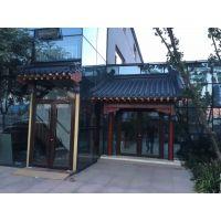 北京玻璃钢仿古瓦厂家,北京轻体古建瓦