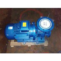 供应ISW40-250(I)卧式管道加压泵 ISW管道泵厂家
