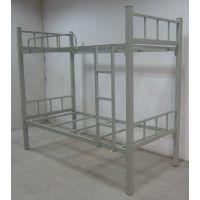 批发员工宿舍简易组装上下铺双层铁架床 公寓床 铁床 双层铁架床价格优惠