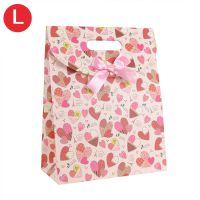 精美纸袋手拎袋大号 包装袋 情人节节日时尚礼品袋