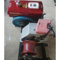 柴油绞磨牵引机|8吨柴油绞磨机厂家