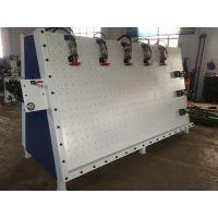 供应双面带孔门窗组合机青岛顺鑫伟业木工机械MH2324组装机