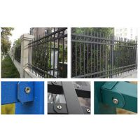 亳州围栏|佳之合|草坪围栏工程